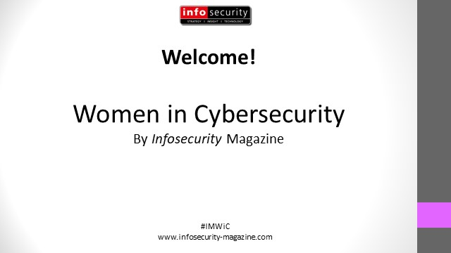 Infosecurity Magazine's Women in Cybersecurity