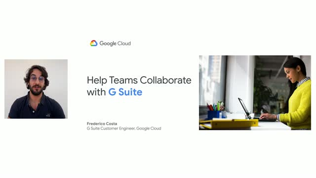Help Teams Collaborate with G Suite
