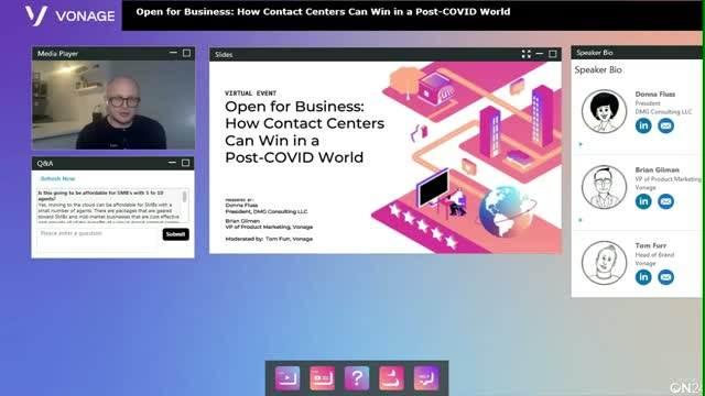 How Contact Centers Can Win in a Post-COVID World