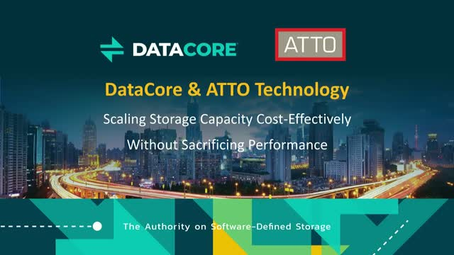 Scaling Storage Capacity Cost-Effectively Without Sacrificing Performance