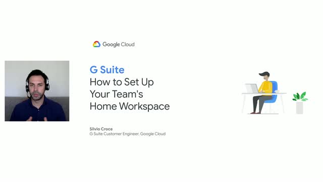 How to Set Up Your Team's Home Workspace