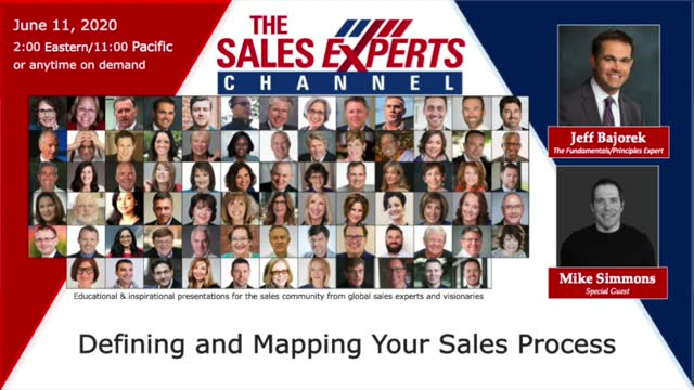 Designing and Mapping Your Sales Process