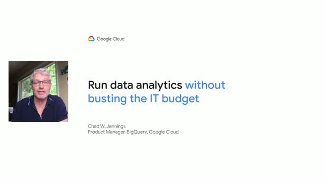 Run Data Analytics Without Busting the IT Budget