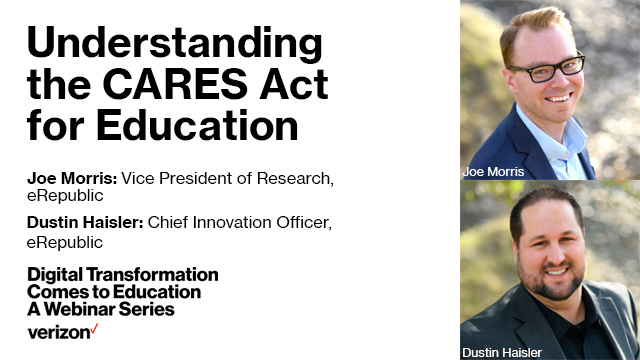 Understanding the CARES Act for Education