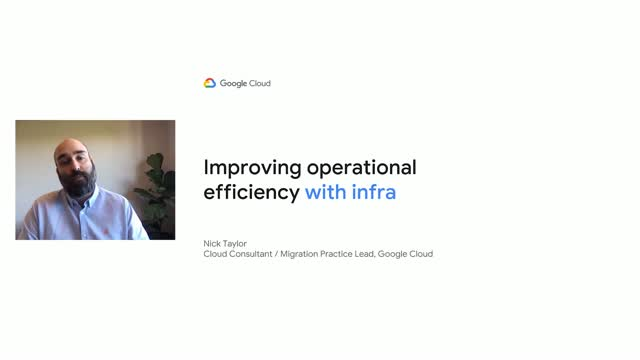 Improving Operational Efficiency with Infra