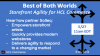 Best of both worlds: Storefront agility for HCL Commerce