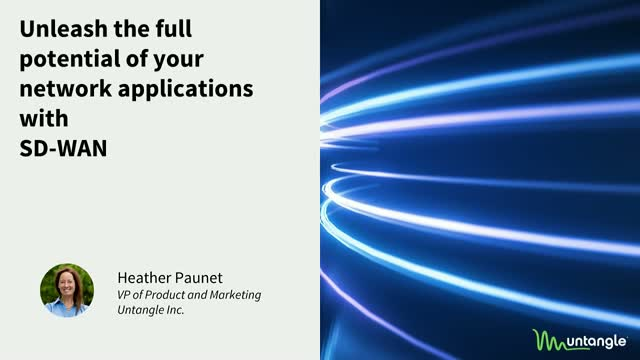 Unleash the Full Potential of your Application Ecosystem with SD-WAN