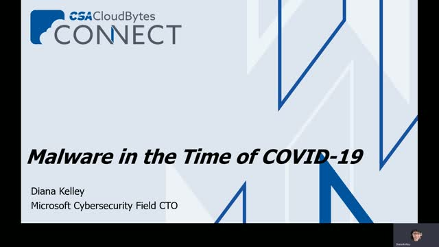 Don't let the Attackers Weaponize Fear: Malware in the time of COVID-19
