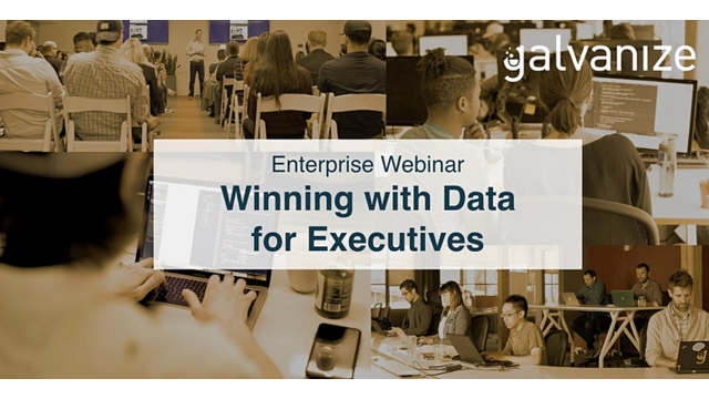 Winning with Data Science for Executives