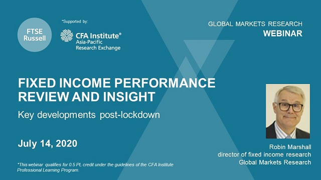 Global Fixed Income Performance Review and Insight. For investors in APAC
