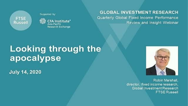 Global Fixed Income - Looking through the apocalypse. For investors in APAC