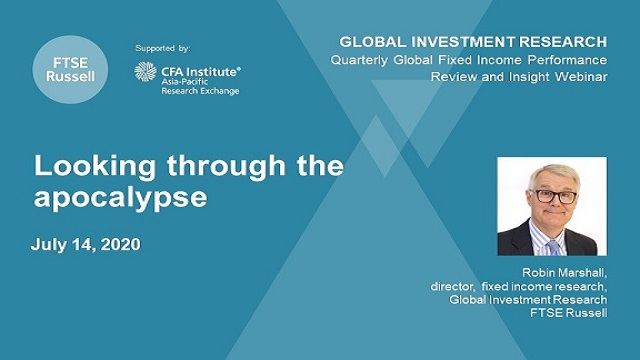 Global Fixed Income - Looking through the apocalypse.  For investors in EMEA