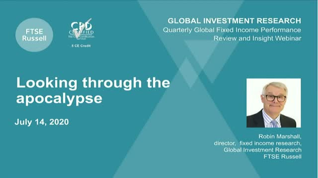 Global Fixed Income - Looking through the apocalypse