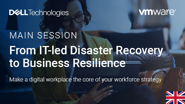 From IT-led Disaster Recovery to Business Resilience