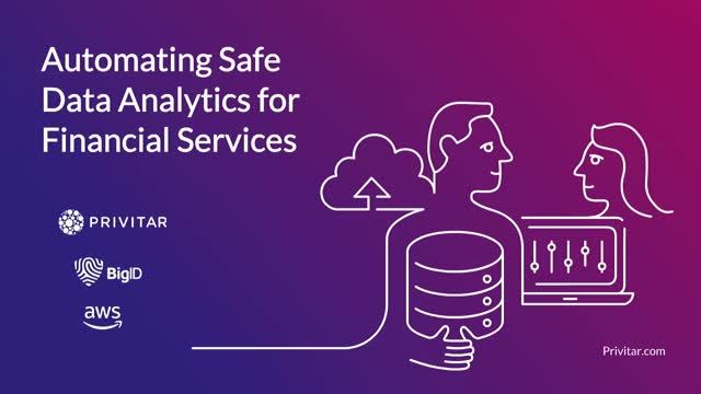 Automating Safe Data Analytics for Financial Services