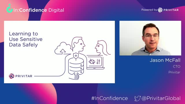 [In:Confidence Digital] Learning to Use Sensitive Data Safely