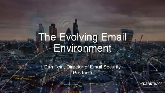 The Evolving Email Environment