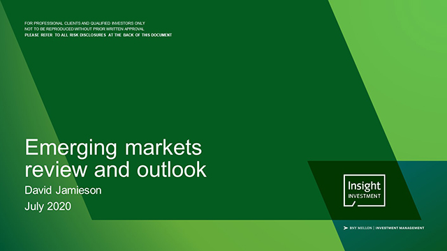 Emerging markets review and outlook | July 2020