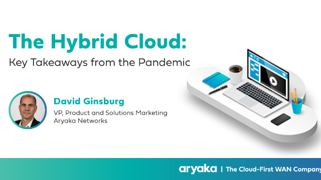 The Hybrid Cloud: Key Takeaways from the Pandemic