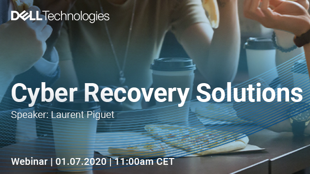 Cyber Recovery Solutions
