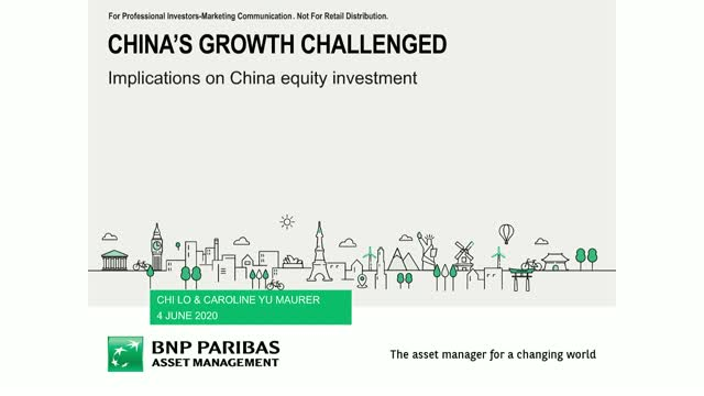 China's growth challenged