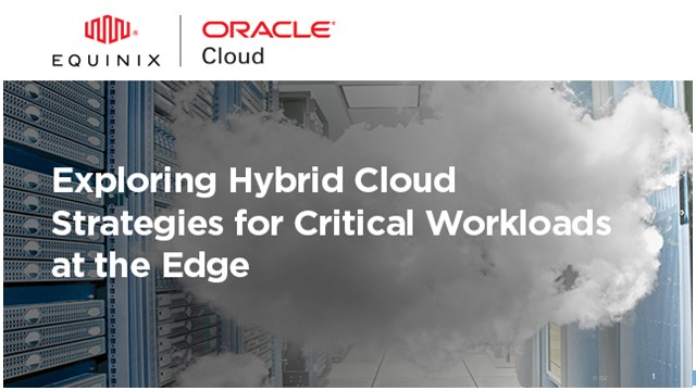 Exploring Hybrid Cloud Strategies for Critical Workloads at the Edge