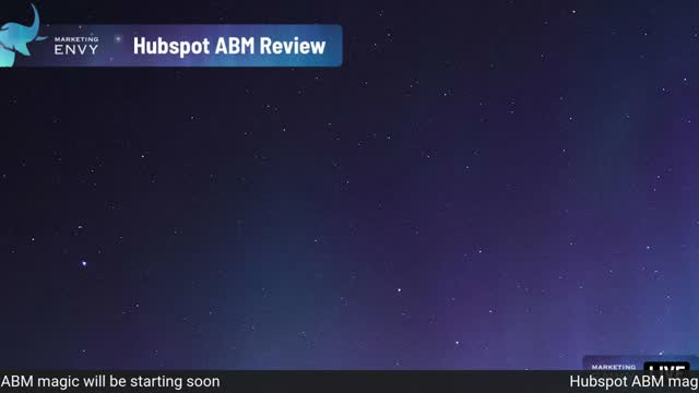 ABM on HubSpot: The New Account Based Marketing Reviewed