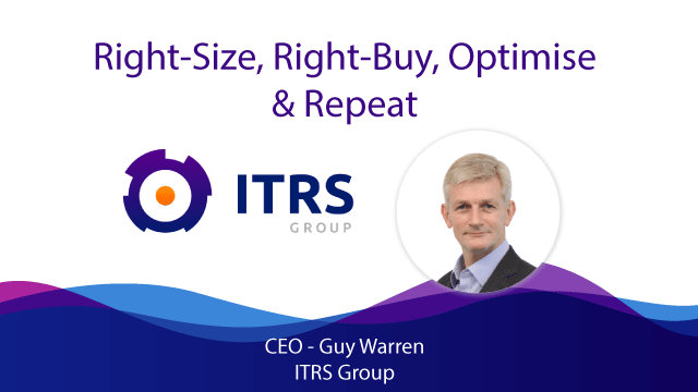 Cloud Cost Optimisation: Right Size, Right Buy, Optimise & Repeat