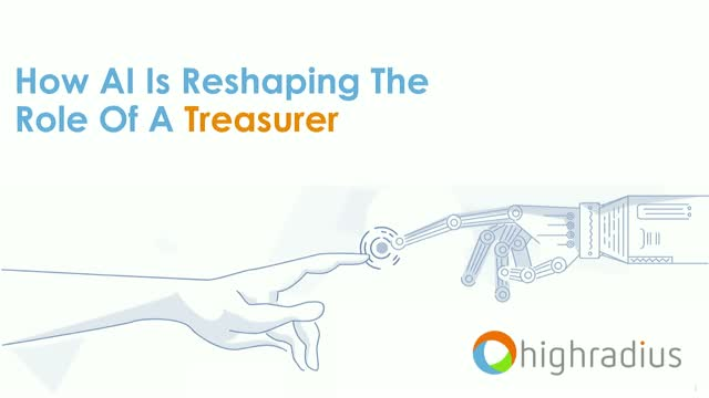 How AI Is Reshaping The Role Of A Treasurer
