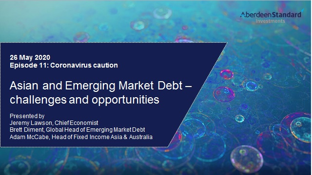 Asian and Emerging Market Debt – challenges and opportunities