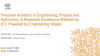 Precision Analytics for Research Excellence:A Webinar by IET, Powered by EV