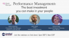Performance Management: The smartest investment in your people you'll ever make