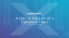 A Day In the Life of a Database Hero