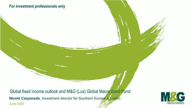 M&G Webcasts: Global market outlook and fixed income ideas