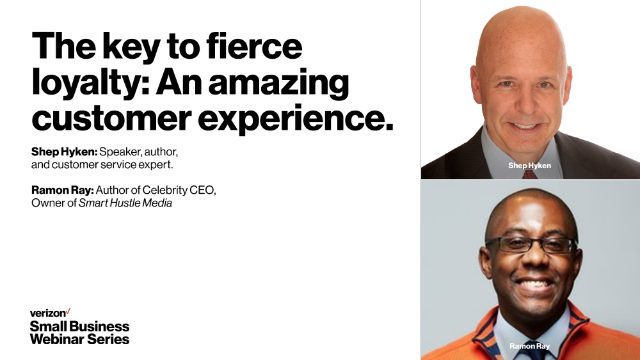 The key to fierce loyalty: An amazing customer experience.