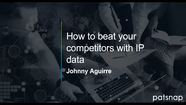 How to Beat Your Competitors with IP Data