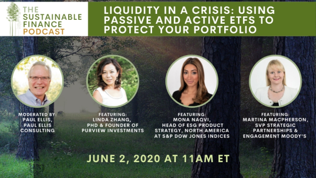 Liquidity in a Crisis: Using Passive And Active ETFs To Protect Your Portfolio