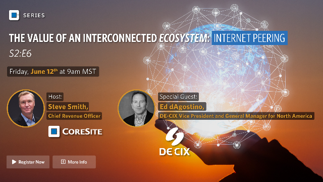 S2:E6 The Value of an Interconnected Ecosystem: Internet Peering