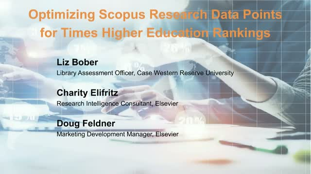 Optimizing Scopus Research Data Points for Times Higher Education Rankings