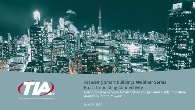 Assessing Smart Buildings: In-Building Connectivity