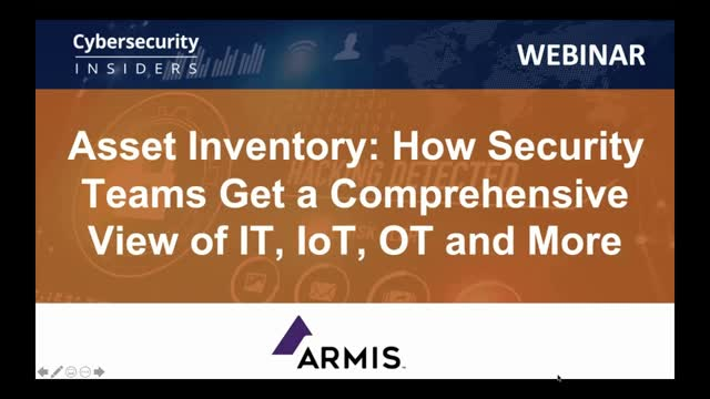 Asset Inventory: How Security Teams Get a Comprehensive View of IT, IoT, OT and