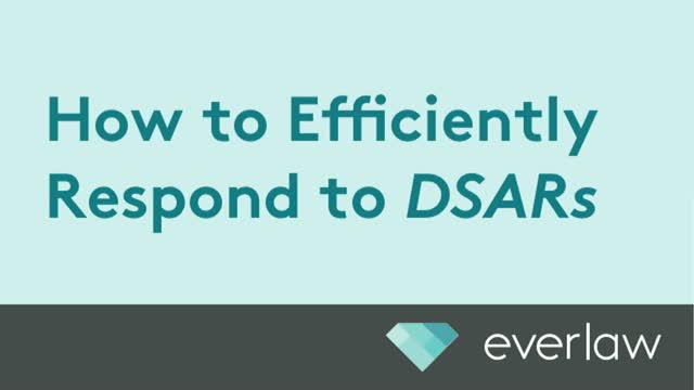 How to Efficiently Respond to DSARs