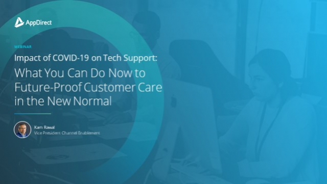 What You Can Do Now to Future-Proof Customer Care in the New Normal