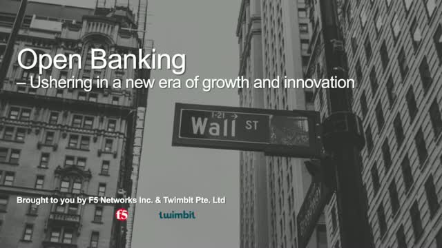 Open Banking: Ushering in a new era of growth and innovation