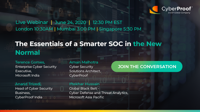 The Essentials of a Smarter SOC in The New Normal