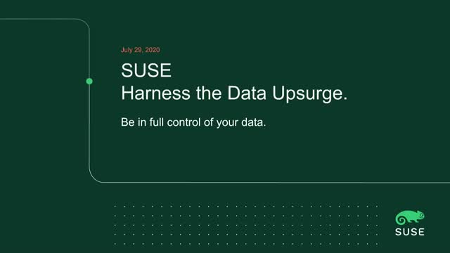 Harness the Data Explosion