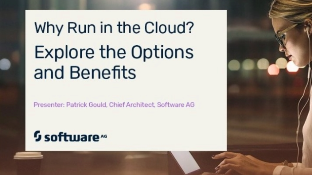 Why Run in the Cloud? Explore the options and benefits for Adabas & Natural