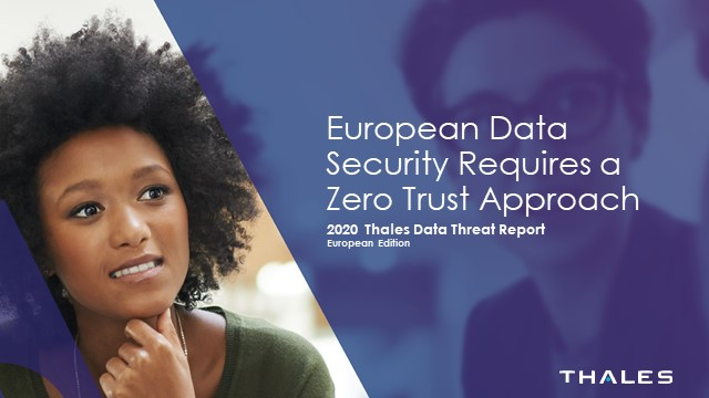 Data Security Threats and Trends in Europe