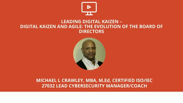 Digital Kaizen and Agile: The Evolution of the Board of Directors