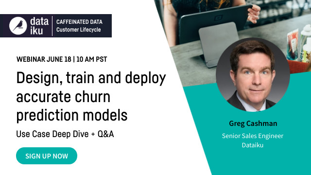Design, train and deploy accurate churn prediction models